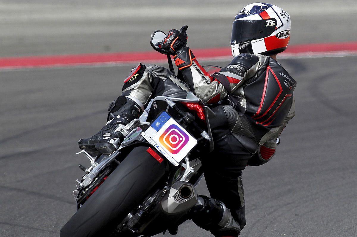 mejores 15 instagram de motos