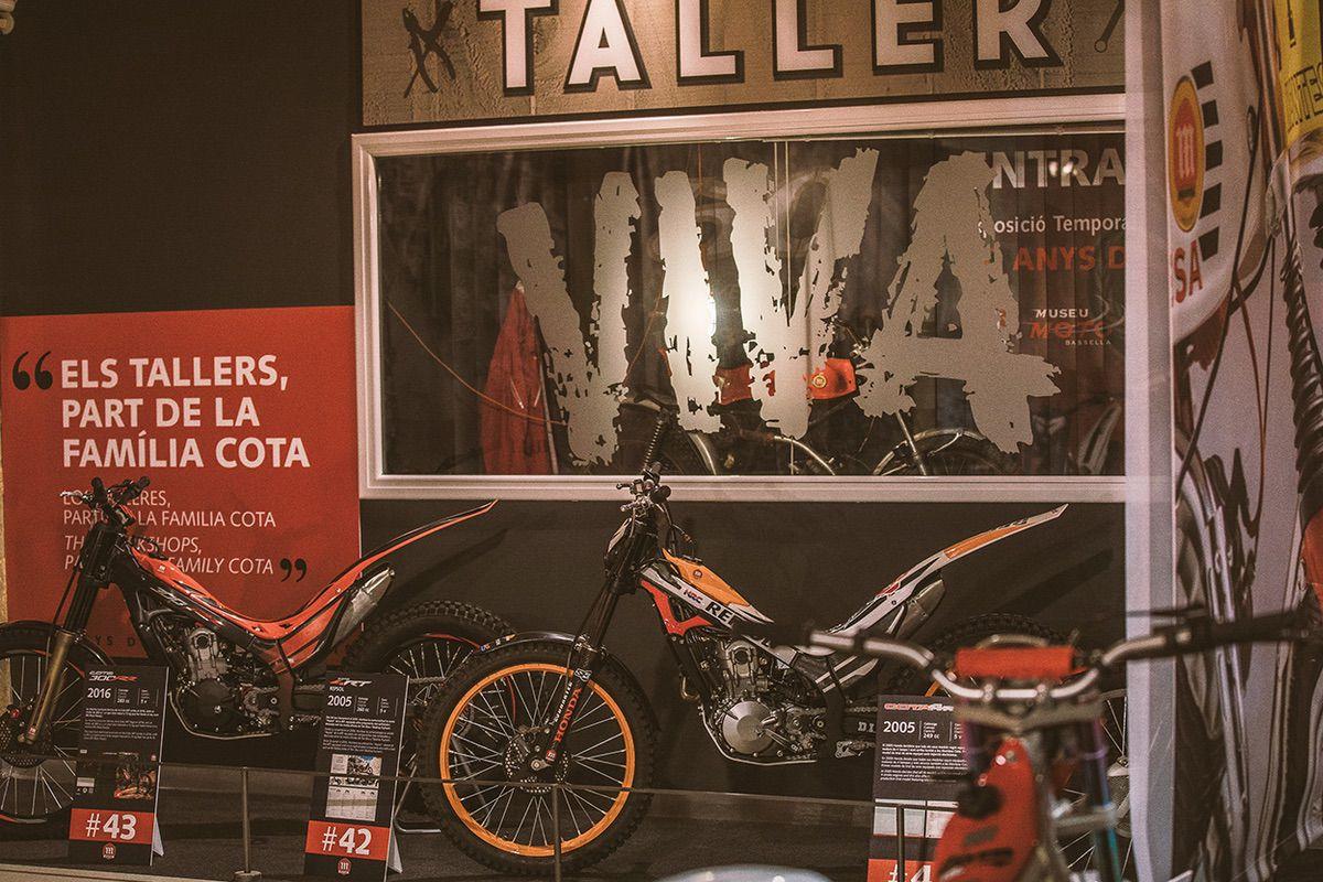 Museo de la Moto de Basella