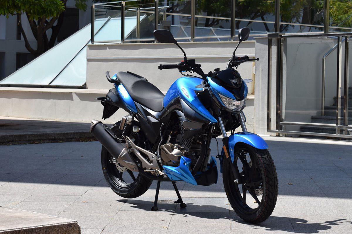 MH Motor Hispania NKR 125