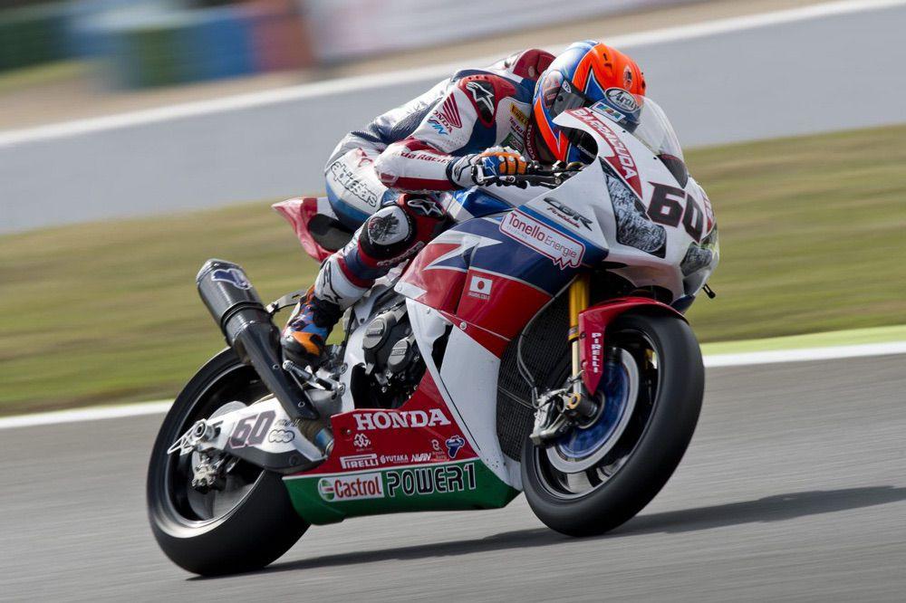 Michael Van den Mark logro la segunda posición en Francia