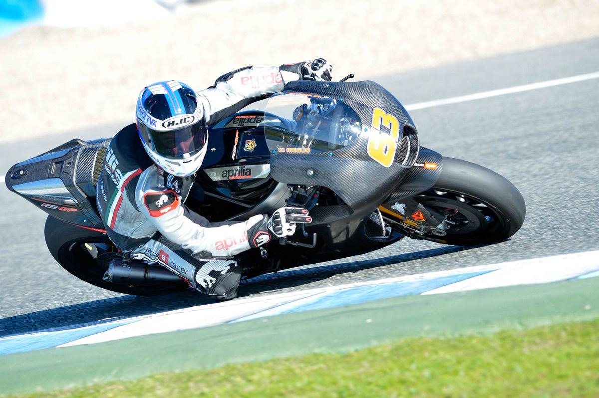 Mike Di Meglio (Aprilia MotoGP)