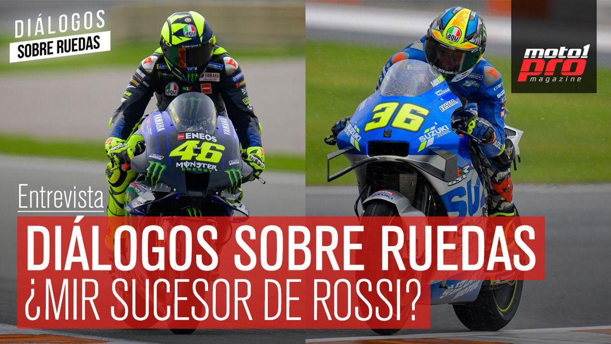 Vídeo Podcast | Diálogos sobre ruedas Ep. 36 ¿Mir sucesor de Rossi?