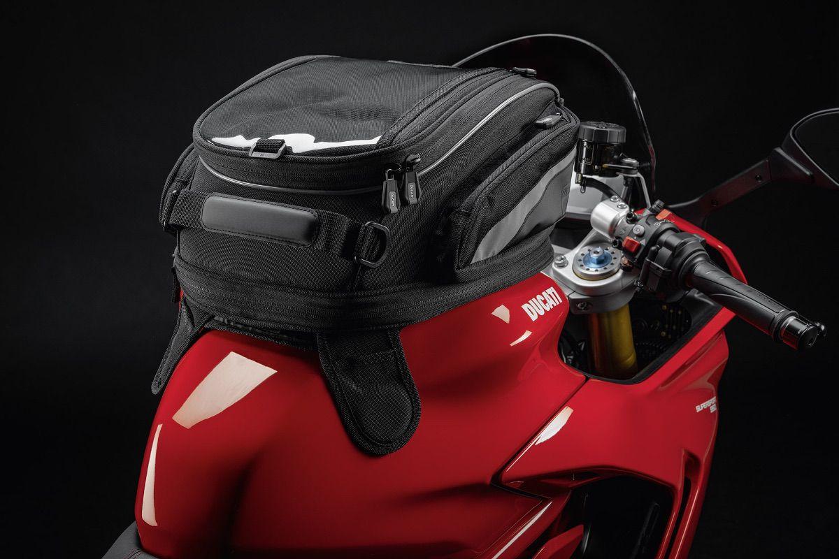 Ducati lanza una línea de accesorios Touring