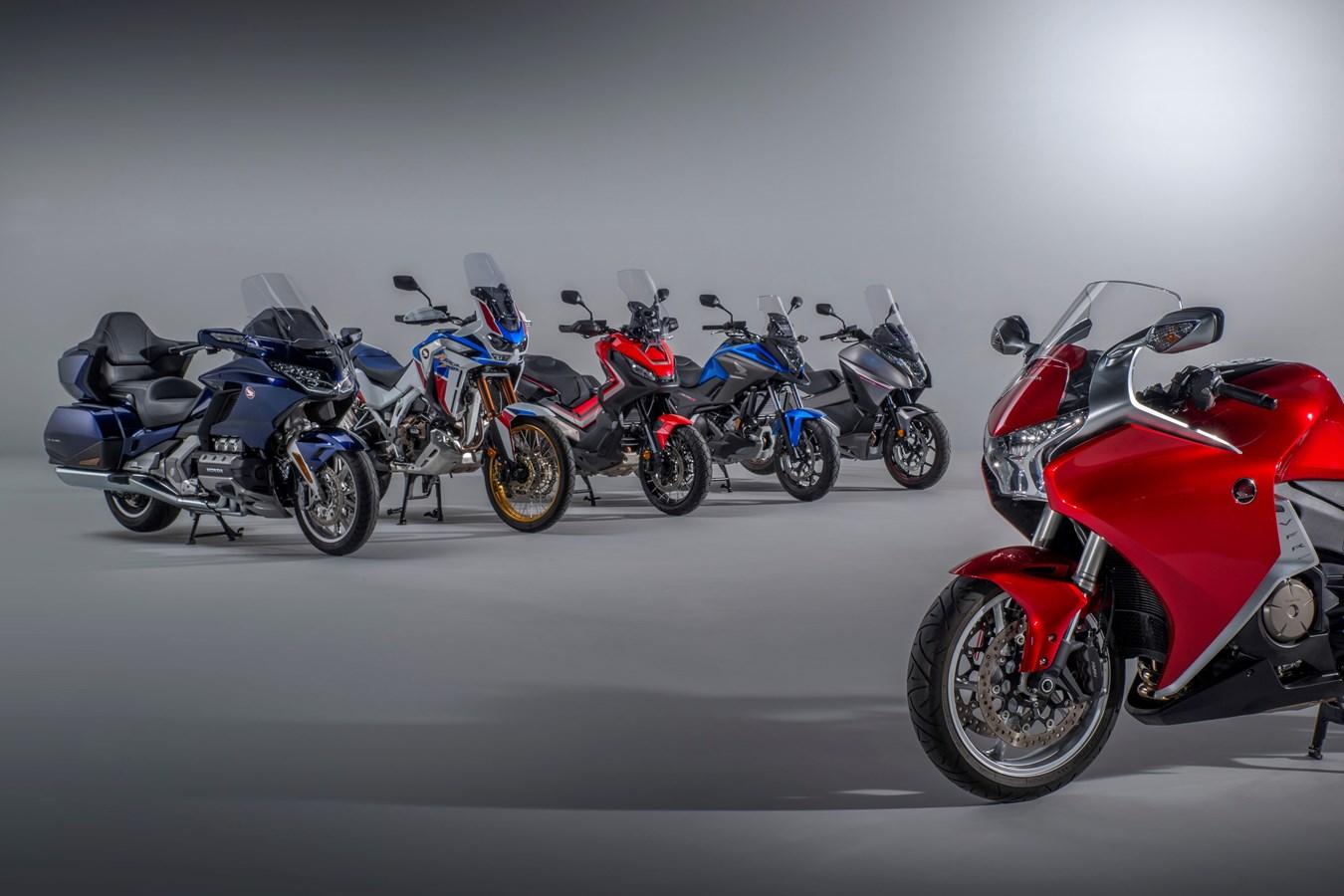 Modelos Honda con DCT