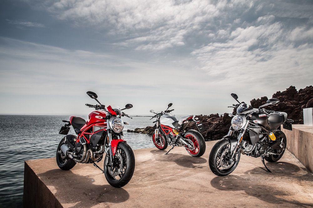 Las motos Ducati del carnet A2