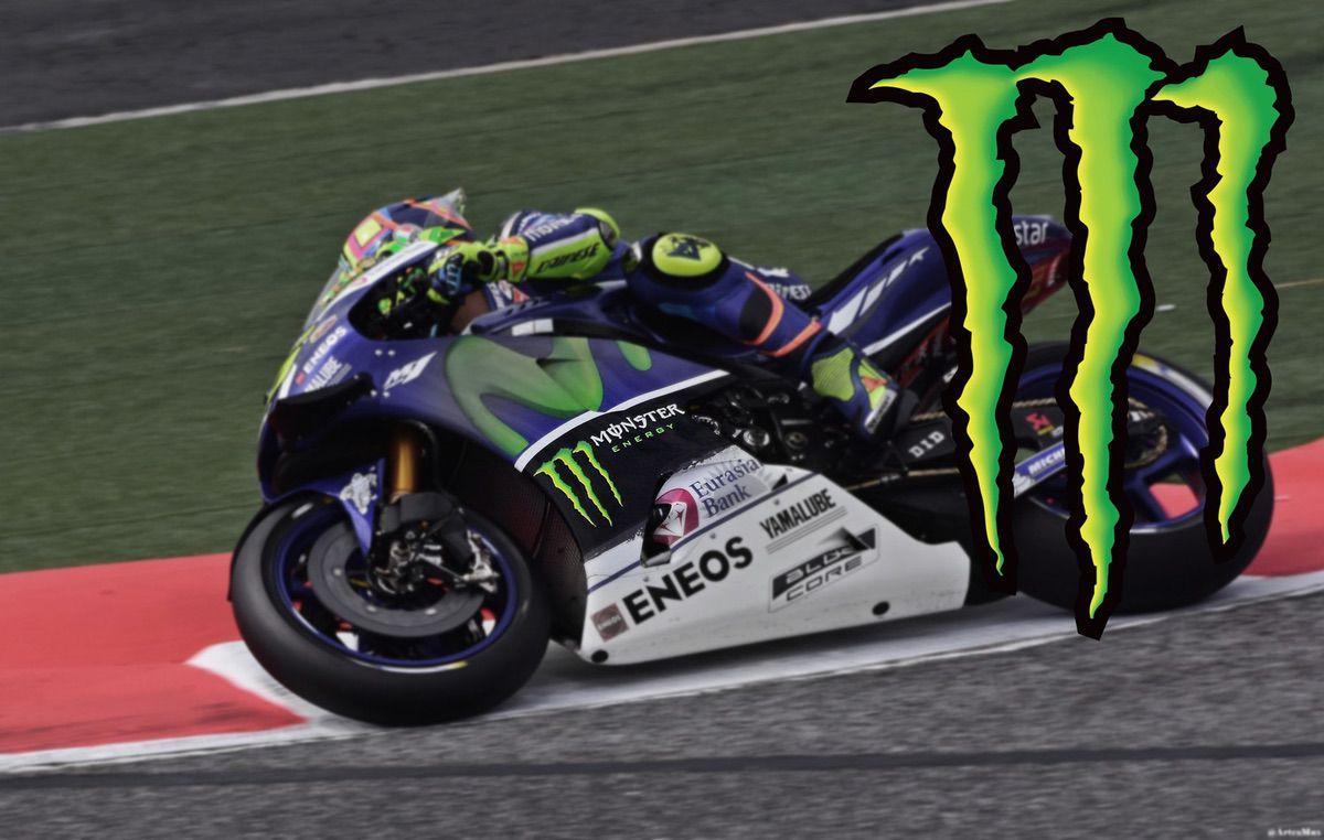 monster yamaah motogp 2019 nuevo patrocinador