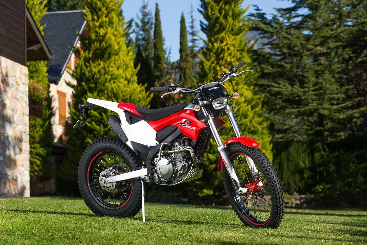 Montesa 4Ride, equipamiento