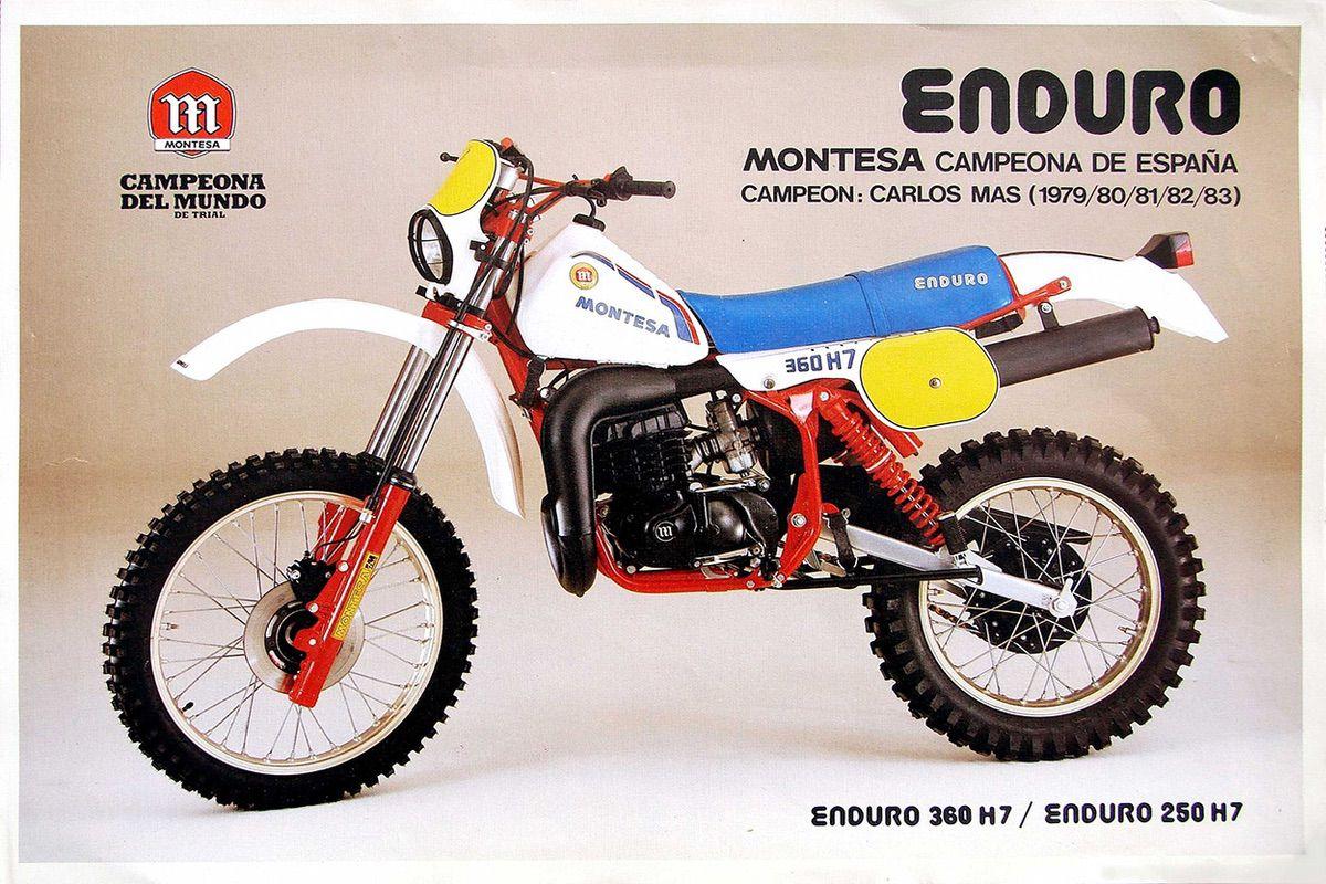 Montesa Enduro H7