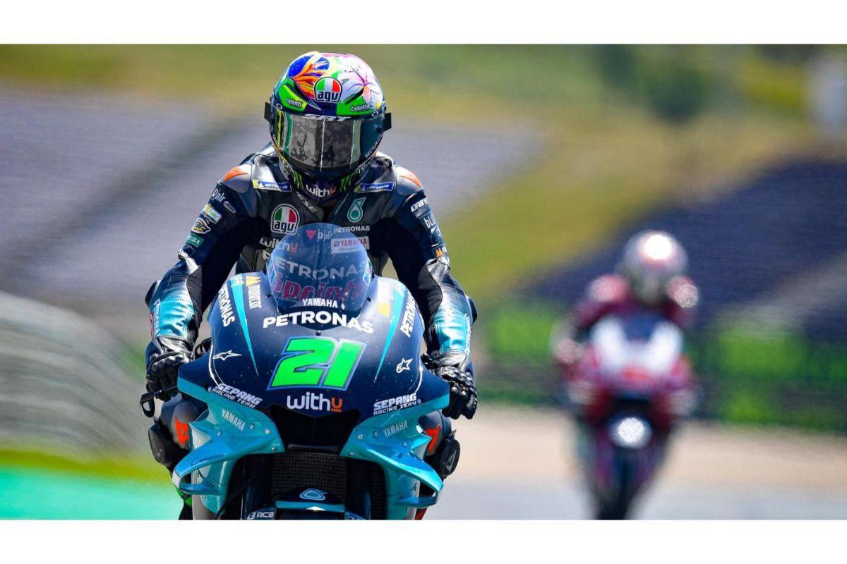 Maverick Viñales ya corre con Aprilia, y más cambios en MotoGP