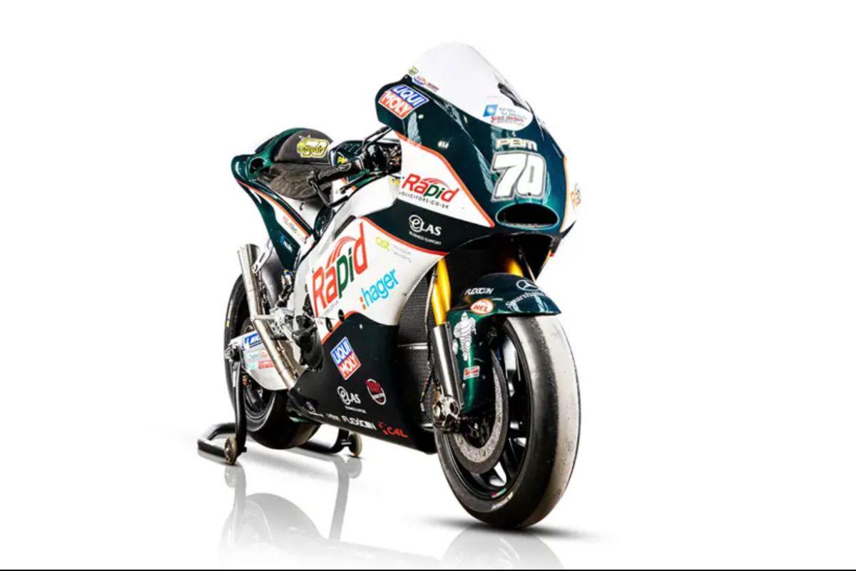 Subastan 24 motos de carreras: varias MotoGP y la Moto3 de Mir