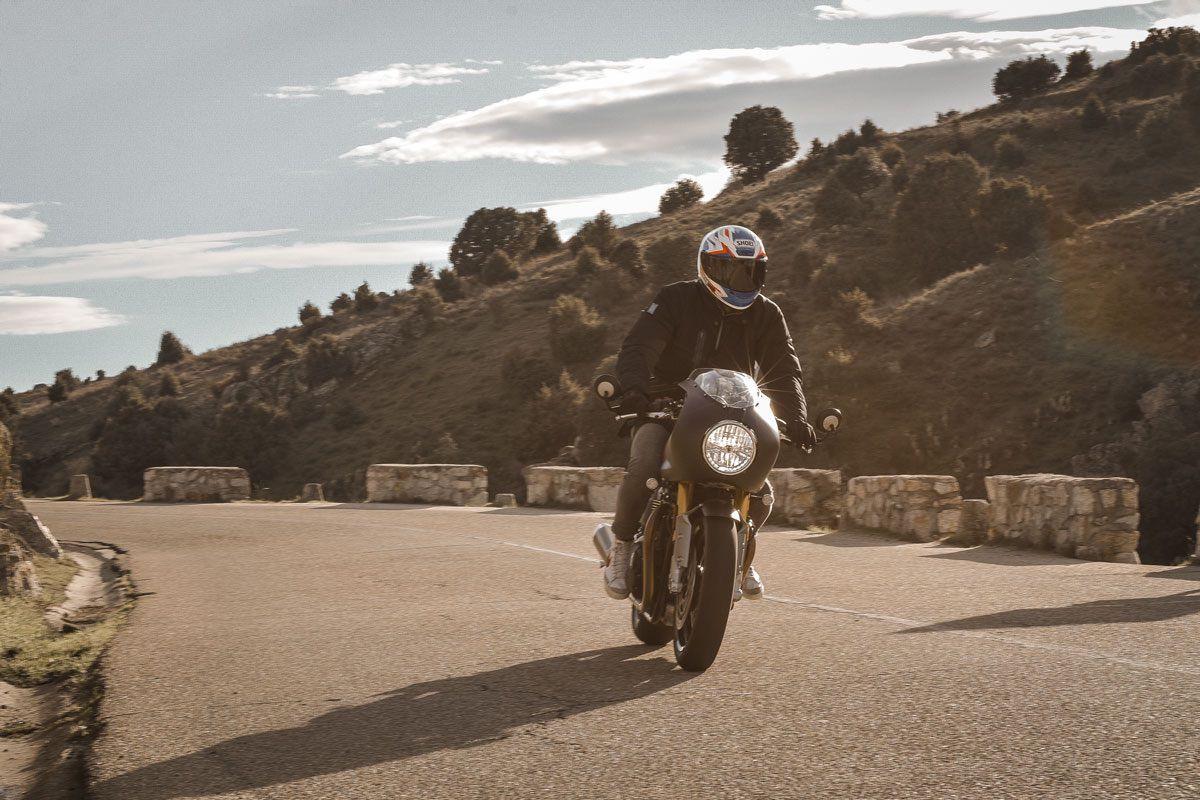 frenada moto