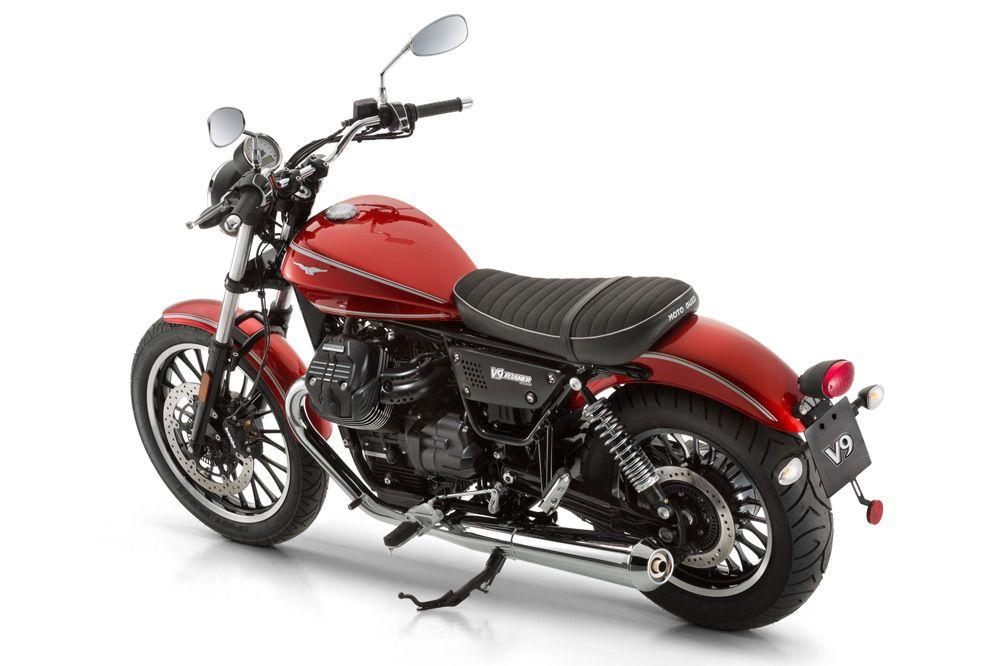 Moto Guzzi V4 Roamer