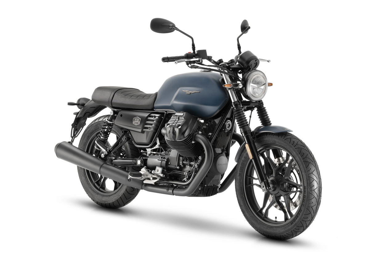 Moto Guzzi V7 III Night Pack