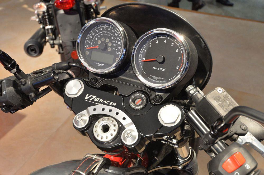Cuadro de Instrumentos Moto Guzzi V7 Racer