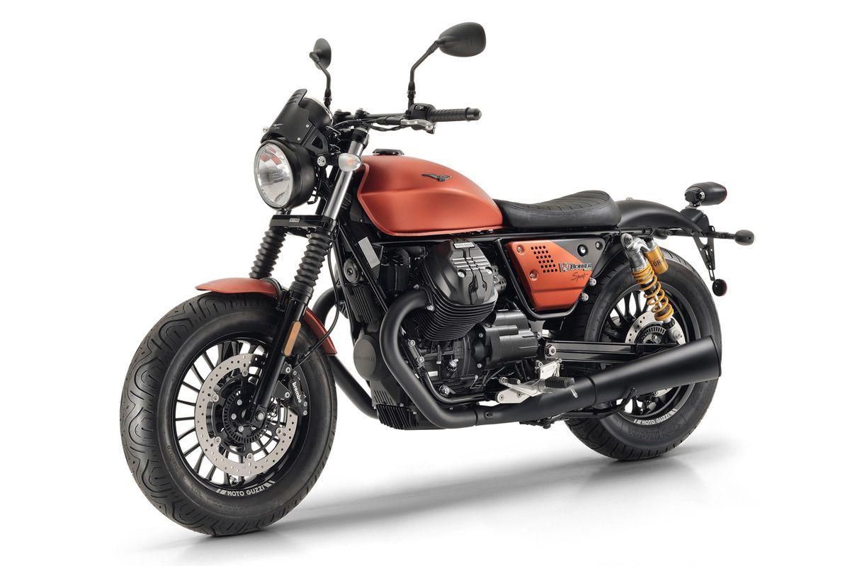 Moto Guzzi V9 Bobber Sport