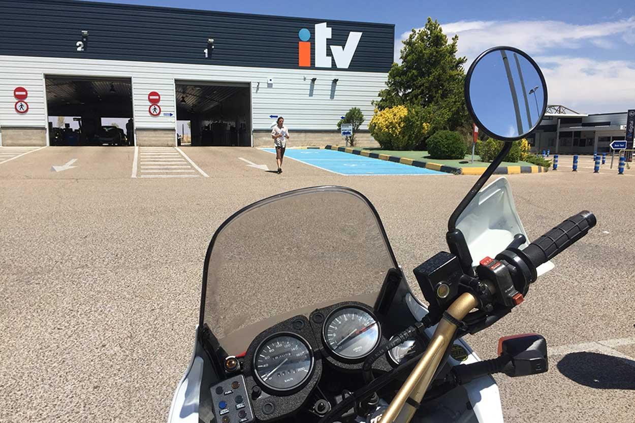 Si pierdes la Ficha Técnica de la moto, tendrás que acudir a una ITV