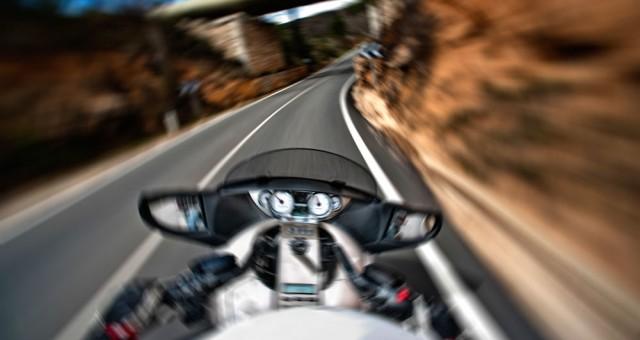 La somnolencia en moto