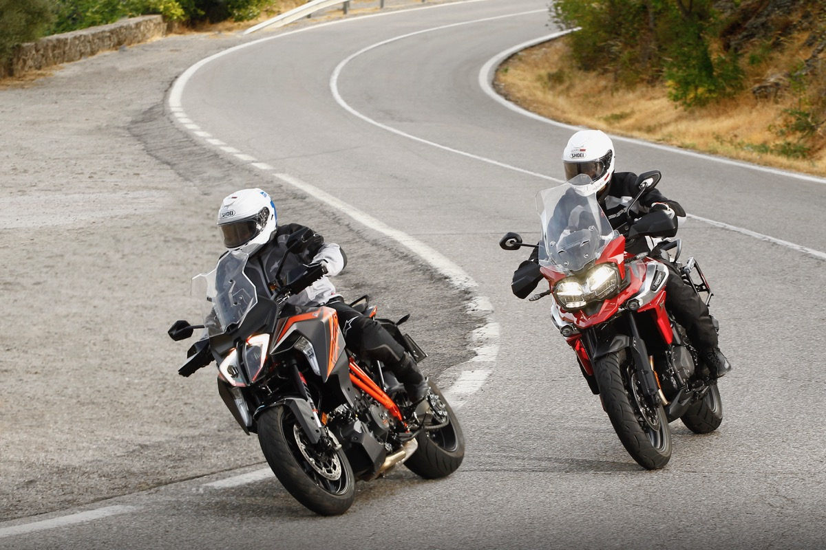 Resultados encuesta: En moto ¿solo o acompañado?