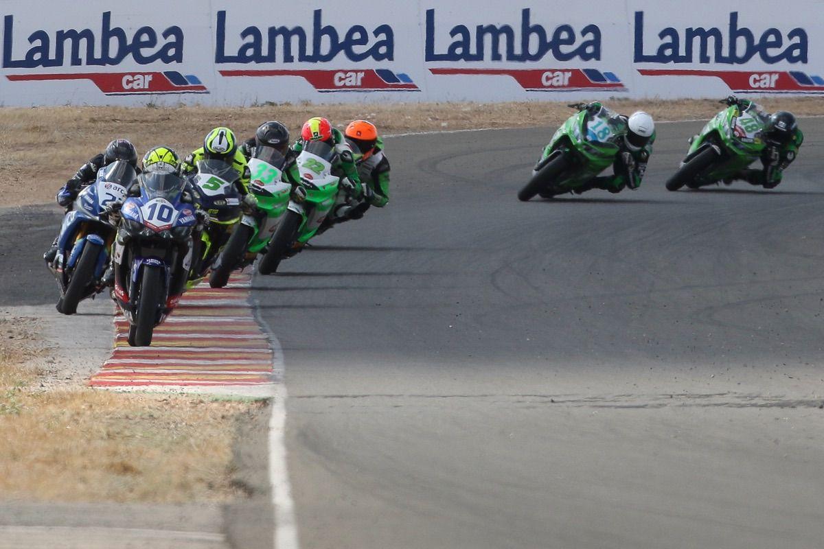 ESBK Albacete: Siete carreras espectaculares