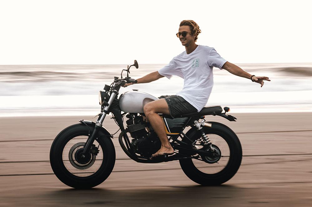 Moto verano
