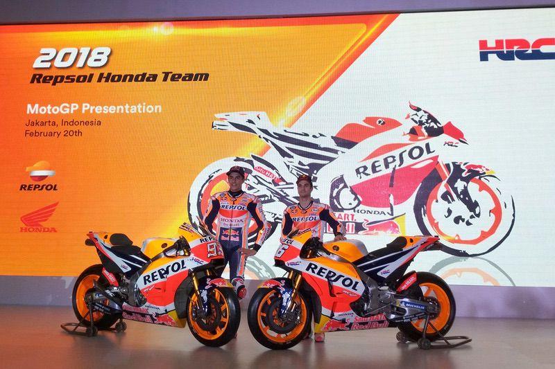 Honda y Repsol juntos dos años más en MotoGP