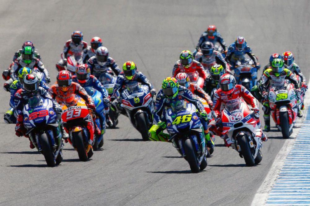 Motogp 2017 equipos y pilotos