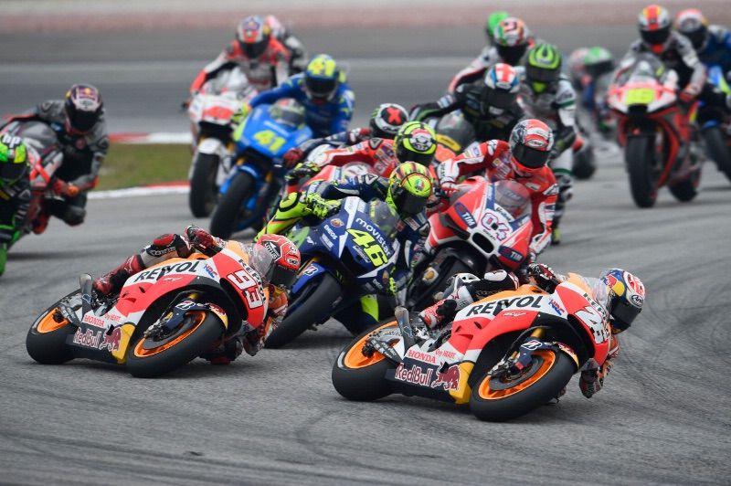 Vodafone emitirá el Mundial de MotoGP en 2017