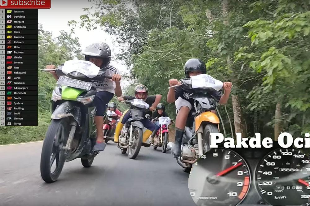 Parodia MotoGP