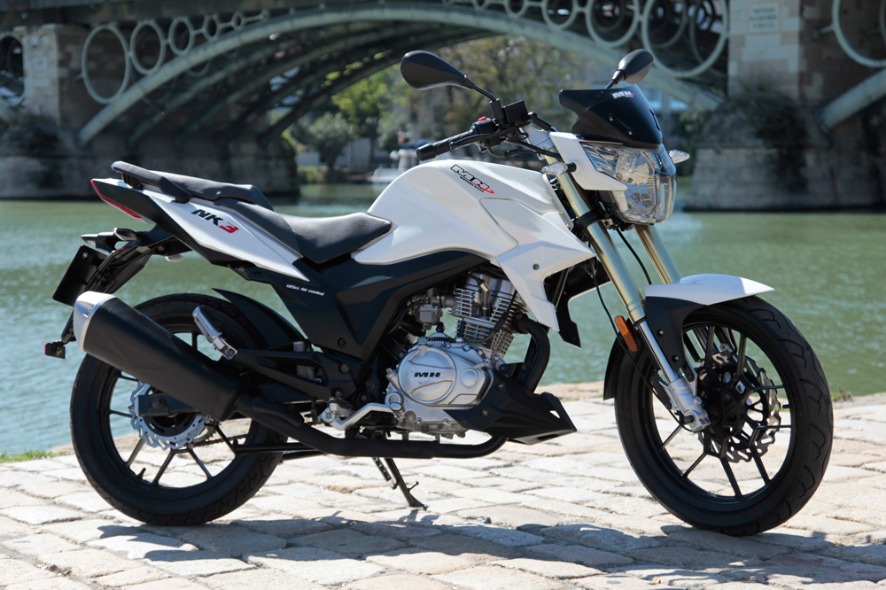 Motor Hispania MH NK3 125