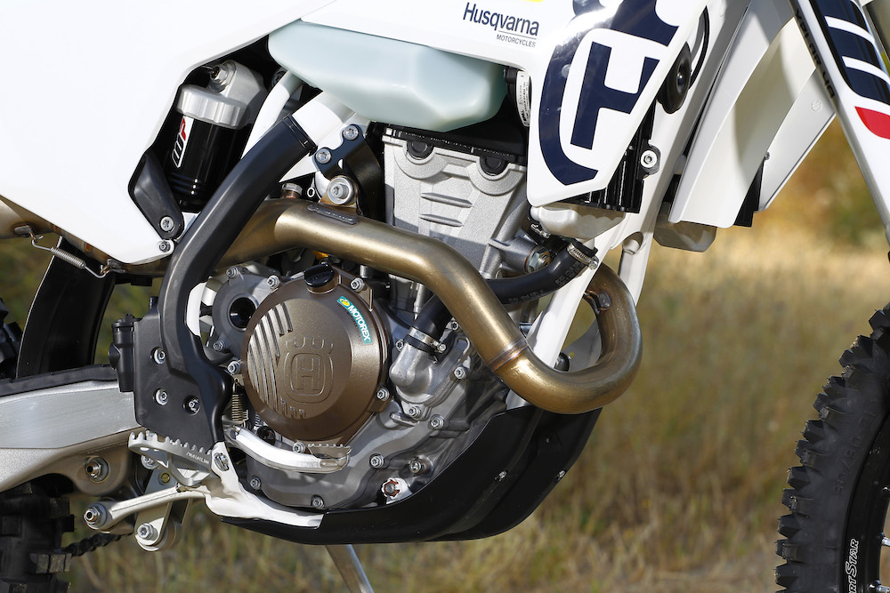 Motor Husqvarna