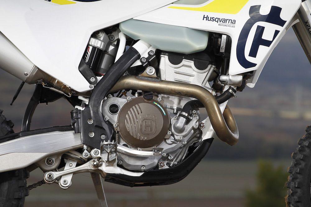 Motor EF 250