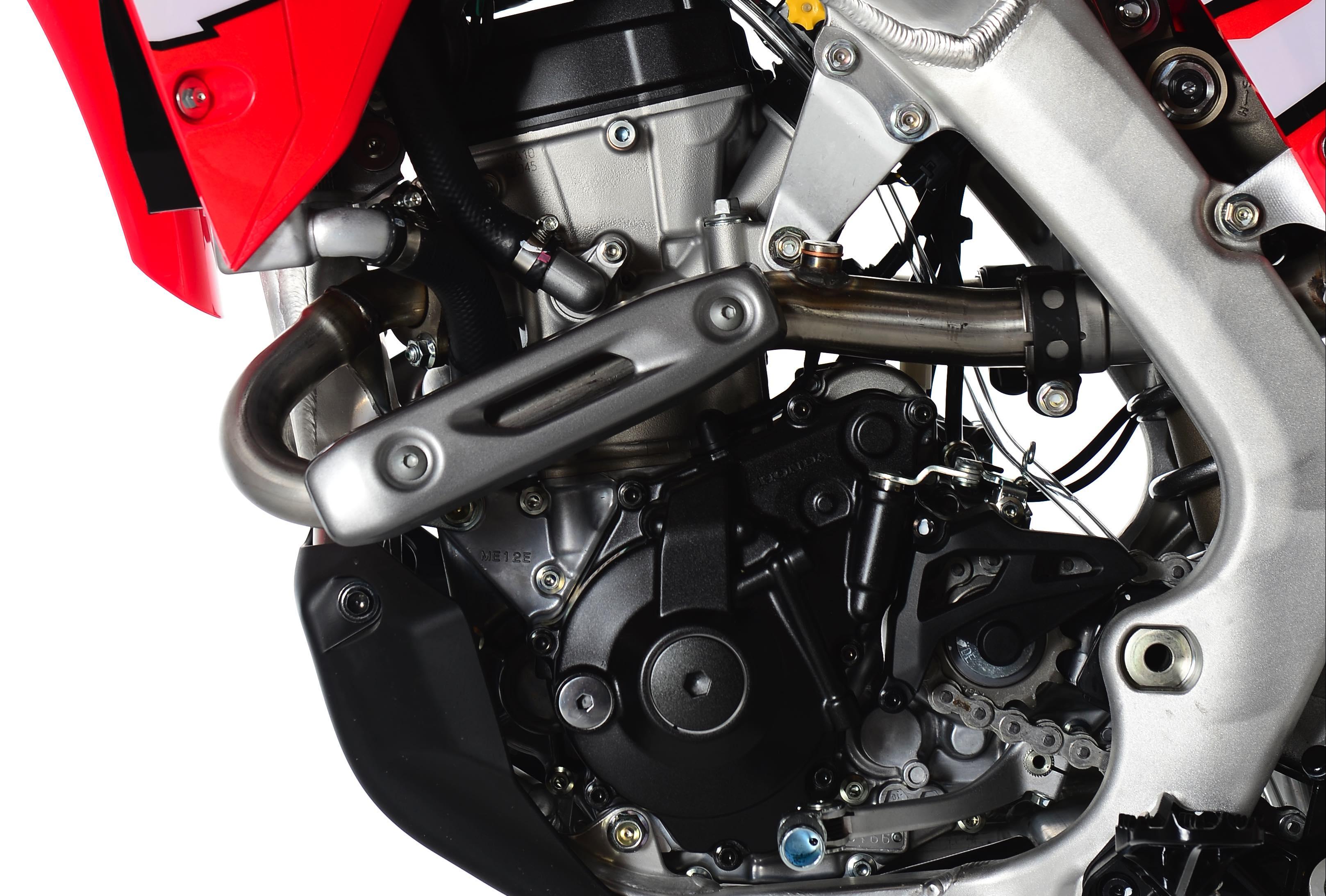 Motor CRF