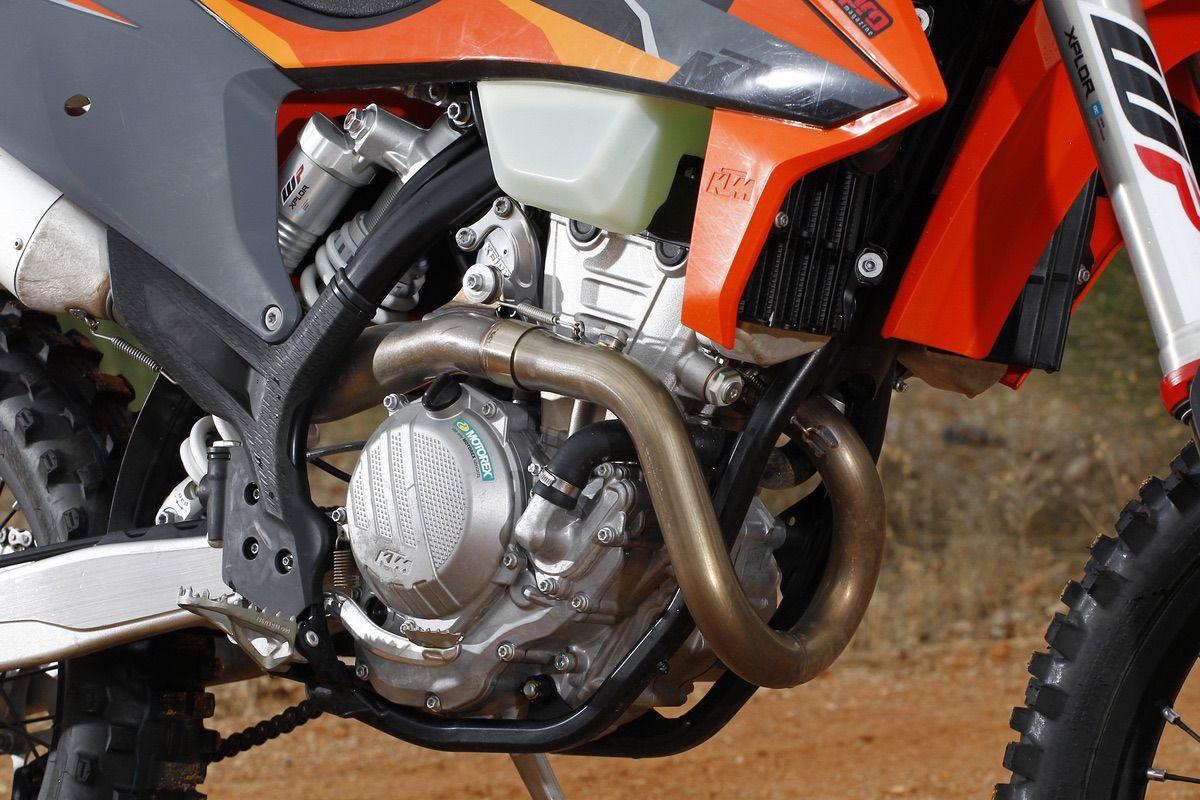 Motor KTM EXC-F 350 2021