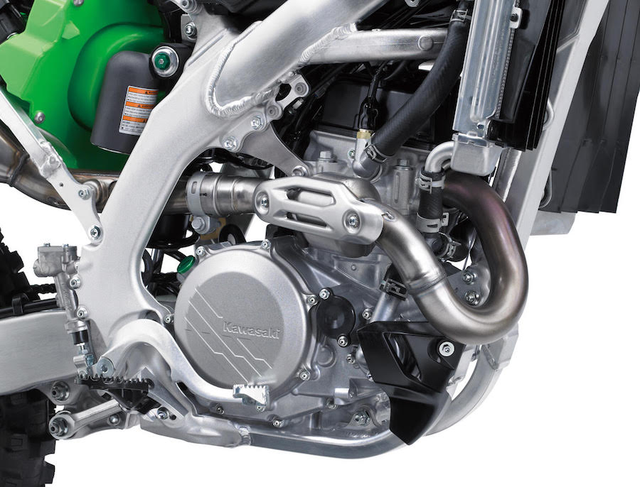 Motor KXF 2019