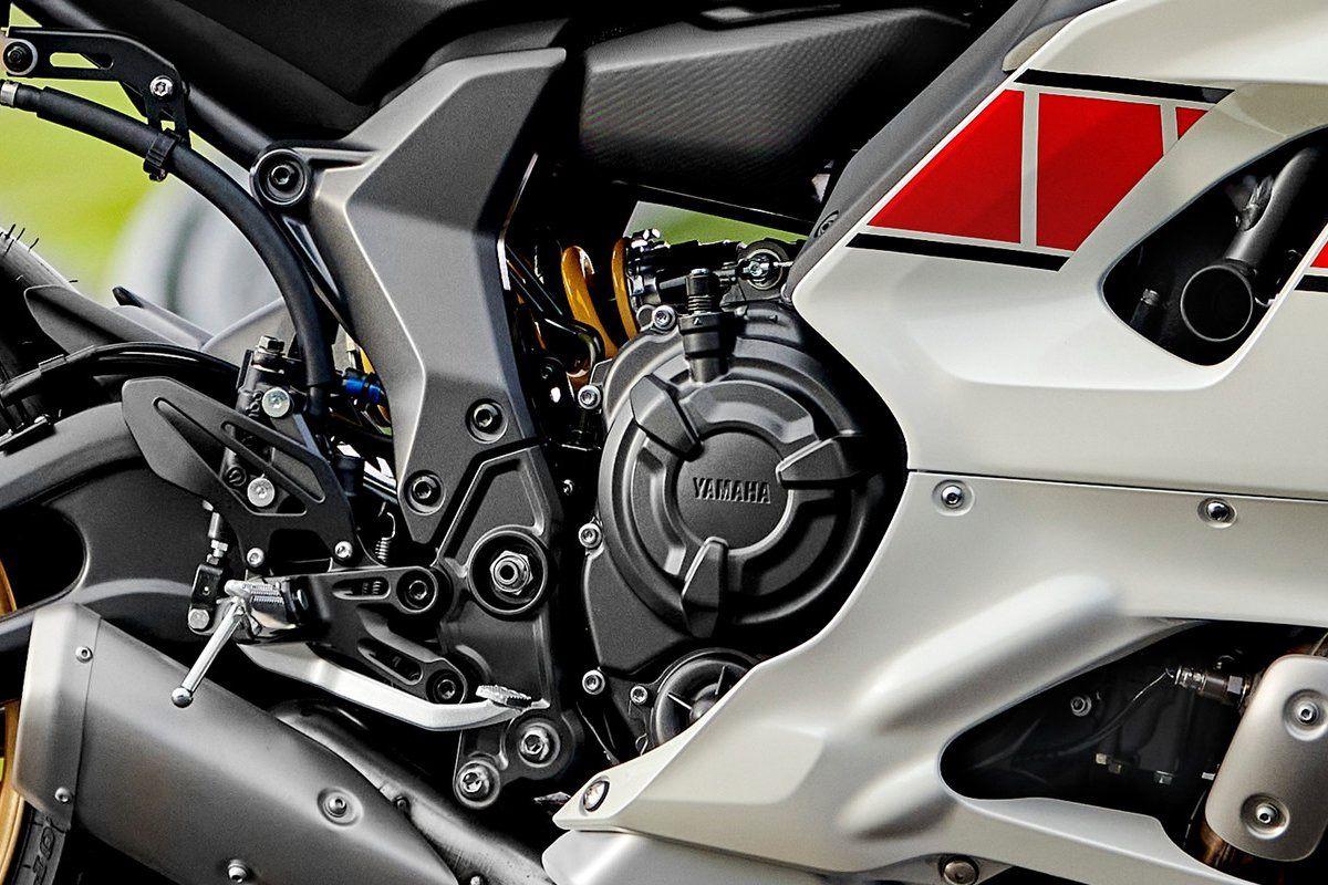 Prueba Yamaha R7 2022: una deportiva para todos