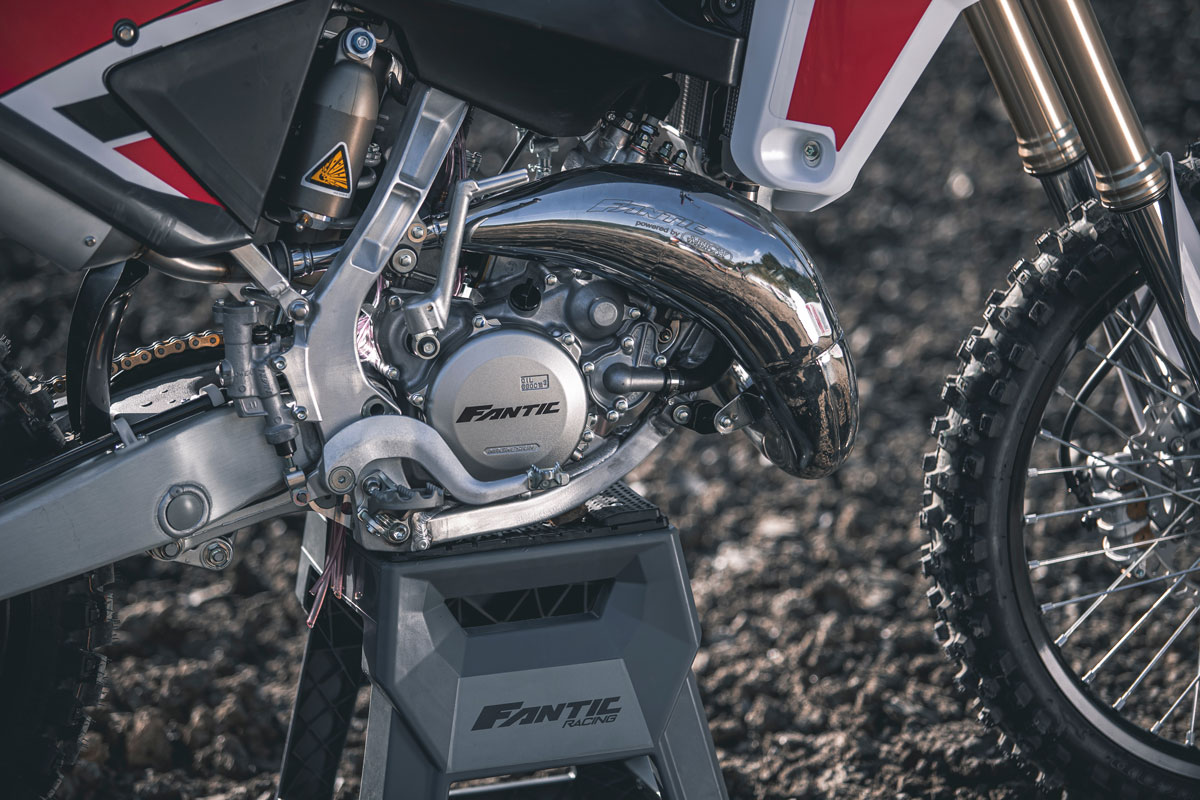 Motor (XX125)