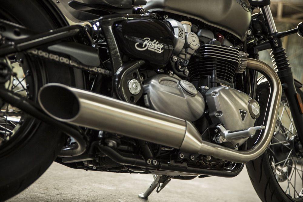 Motor Triumph Bobber