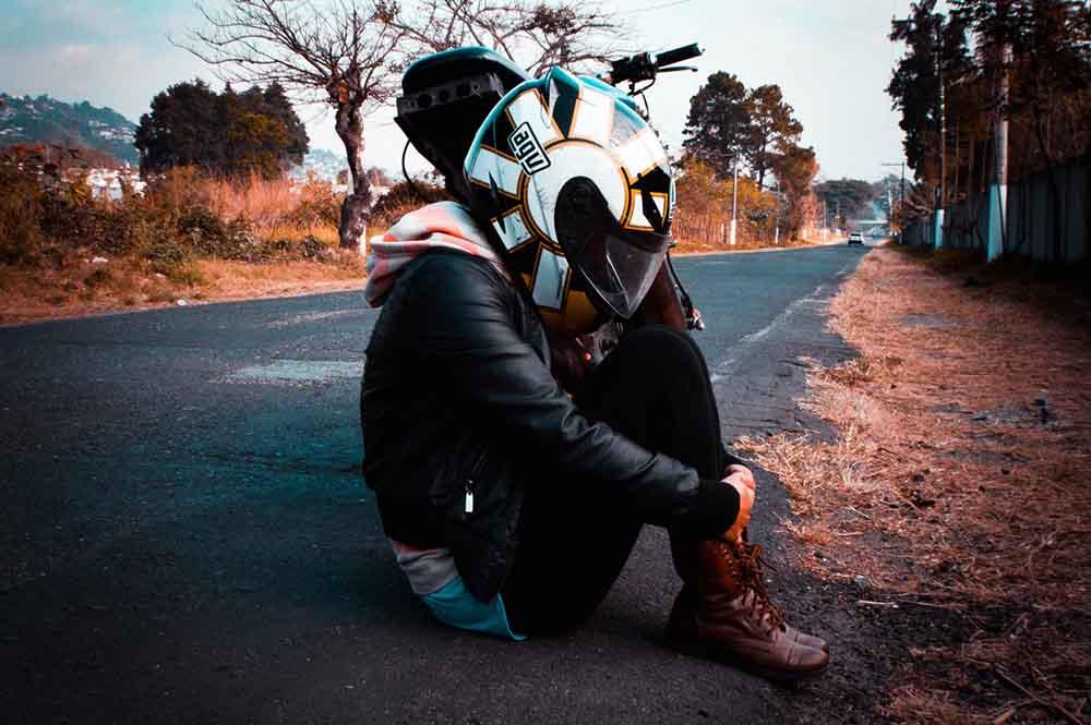 Estafa moto