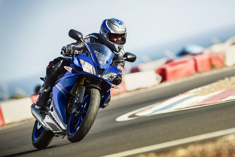 Las mejores motos 125 con marchas deportivas