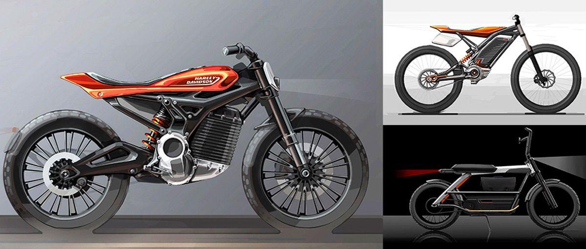 Motos Harley Davidson Electricas