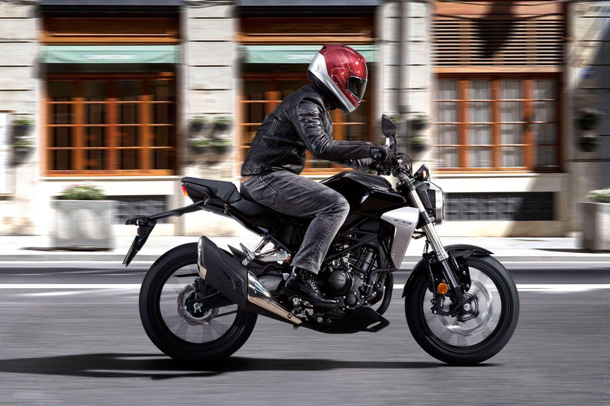 Motos Naked para el Carnet A2