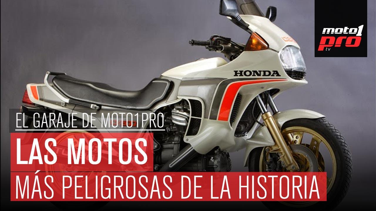 Las motos más peligrosas de la historia