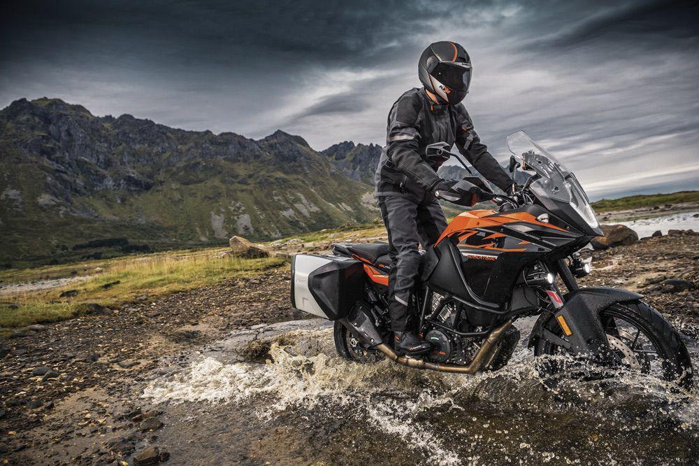Motos Trail 2017