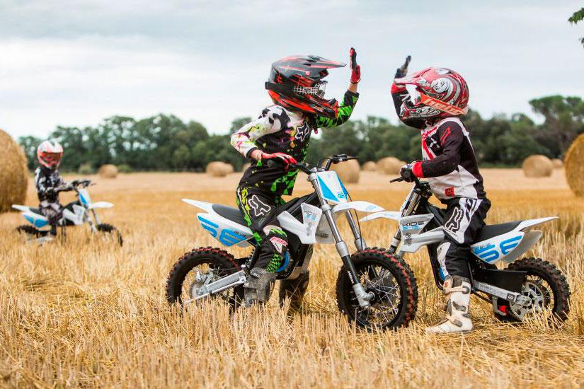 Las mejores motos para niños