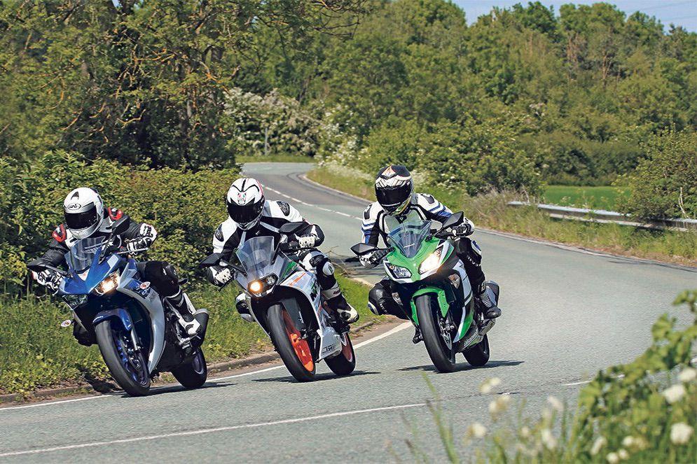 Motos para el A2