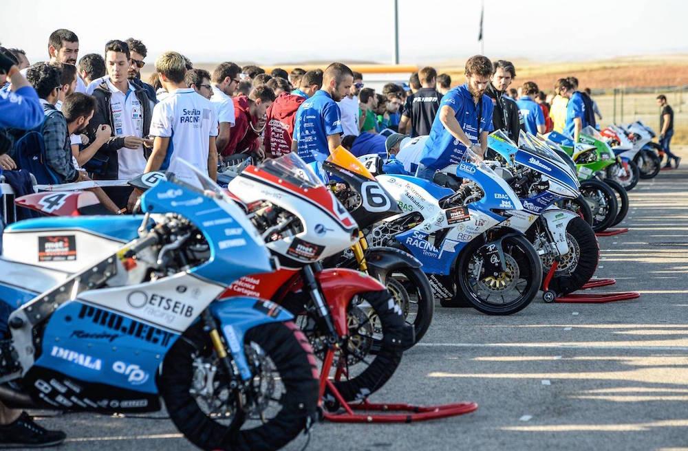 KTM suministrará los motores de la V edición de MotoStudent