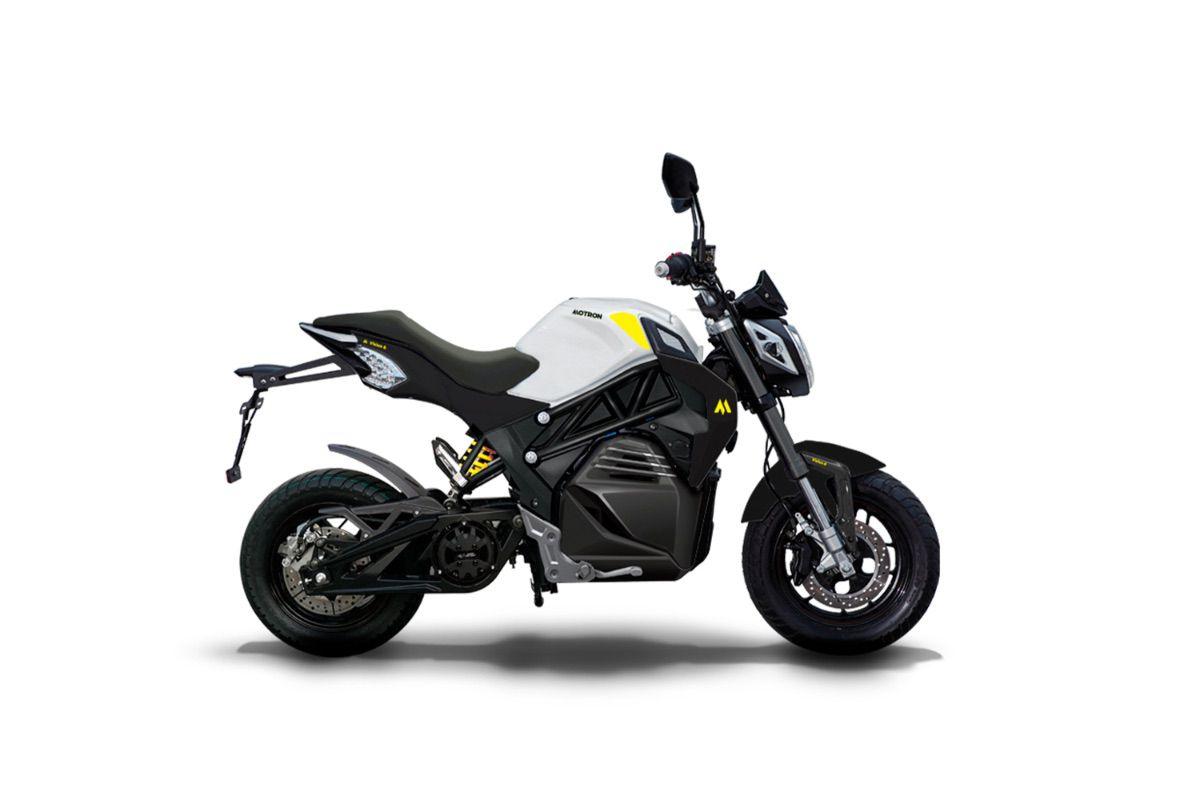 Motron Vizion: la primera mini-bike eléctrica del mercado