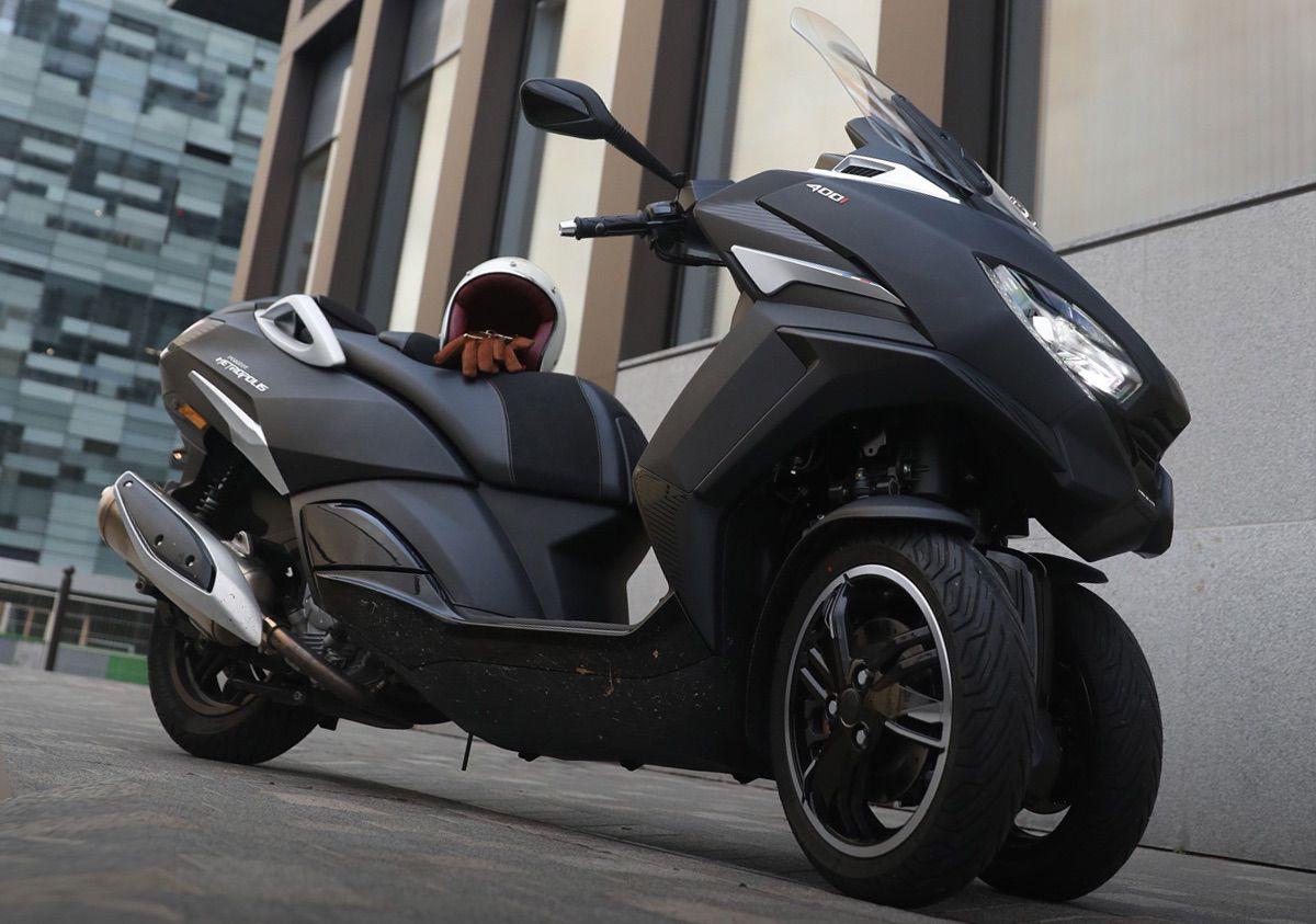 Peugeot Motocycles contará con su propia gama de aceites Motul
