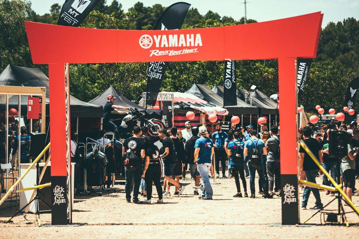 MT-FEST 2019 Yamaha