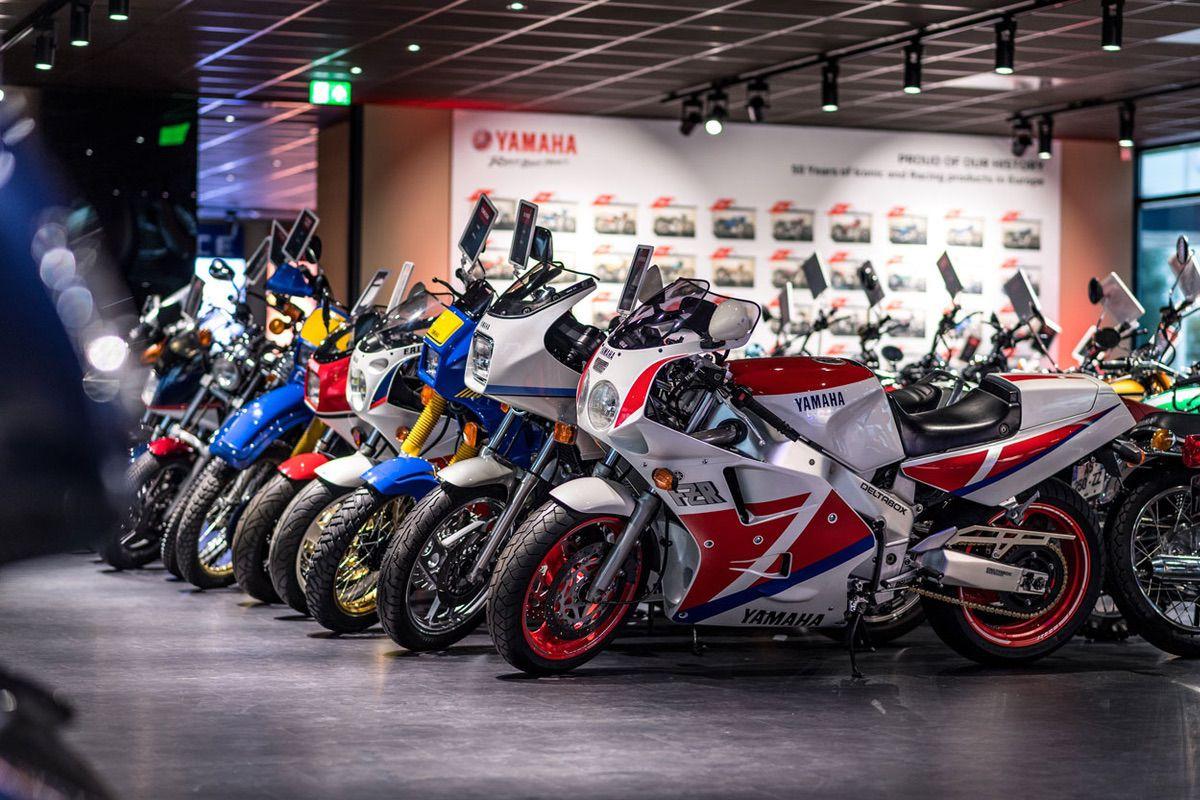 Museo Yamaha en Holanda